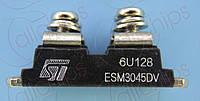 Транзистор Дарлингтона NPN 600В 24А ST ESM3045DV MODULE
