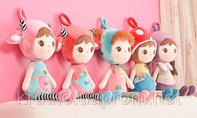 Мягкая кукла Keppel Smile Pink, 46 см Metoys, фото 3