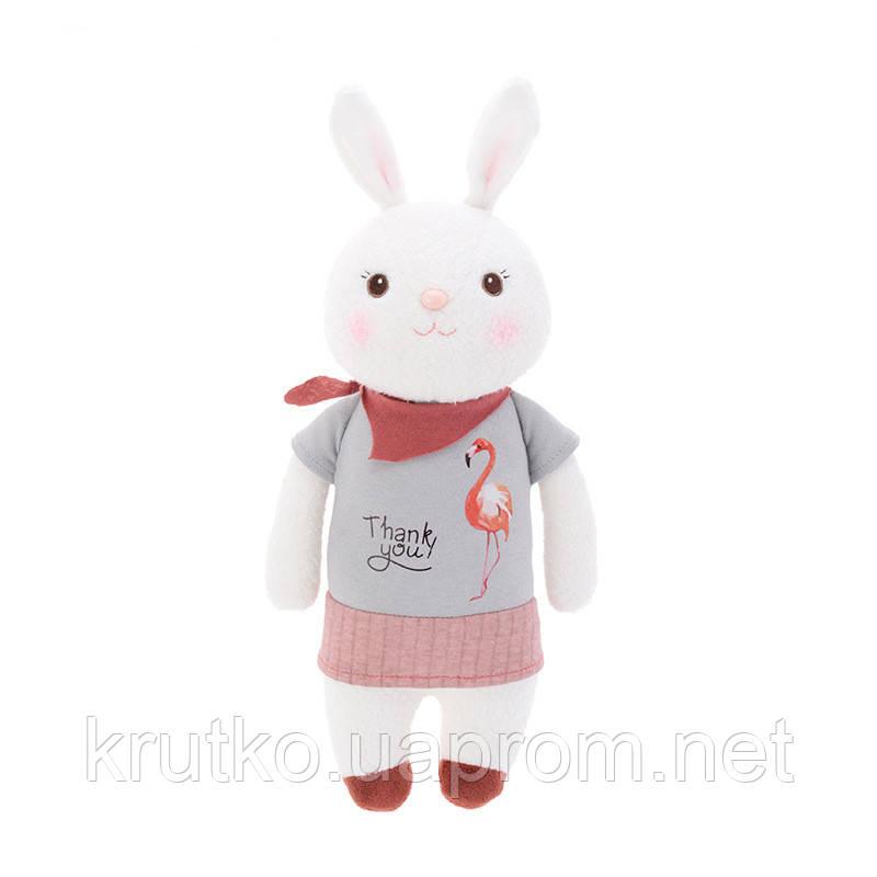Мягкая игрушка Tiramitu Flamingo, 34 см Metoys