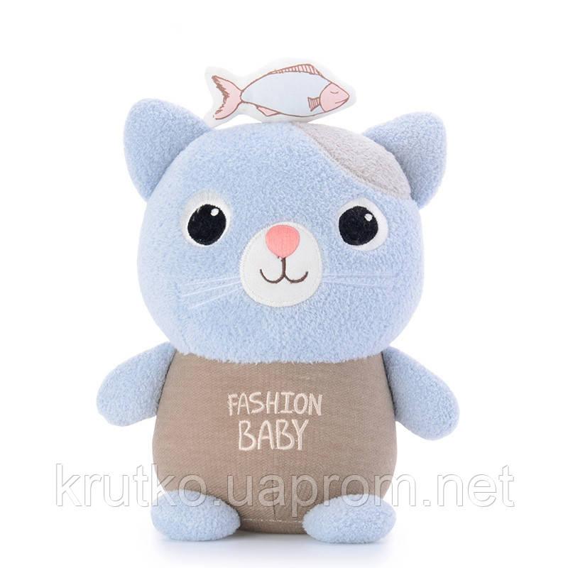 Мягкая игрушка Волшебный кот, 20 см Metoys