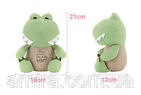 Мягкая игрушка Кот - обжора, 21 см Metoys, фото 3