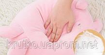 Мягкая игрушка - подушка Зайчик, 34 см Metoys, фото 2