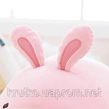 Мягкая игрушка - подушка Зайчик, 34 см Metoys, фото 3