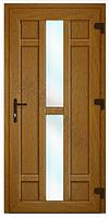 Входные двери ламинация в массе дуб  950*2050