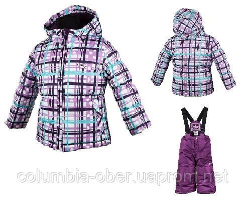 Комплект зимний для девочки Salve by Gusti SWG 4852. Размеры 92, 98 и 122