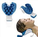 Релаксатор шеи и плеч Pillow blue, фото 3