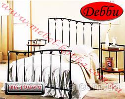Кровати одноместные кованые