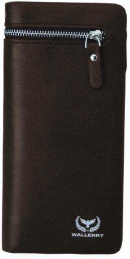 Кошелек Wallerry 618 - Коричневый