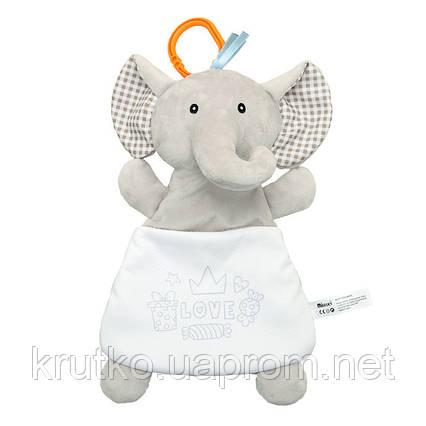 Мягкая подвеска Слоненок BBSKY, фото 2