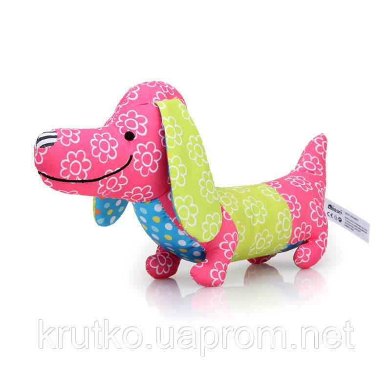 Мягкая музыкальная игрушка Собачка BBSKY