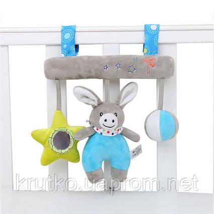 Мягкая подвеска Кролик BBSKY, фото 2