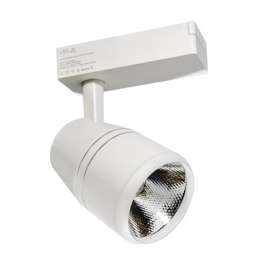 LED Светильник трековый VELA VL-COB-206L 30W 4000K (белый) 40° 3000Lm 110-265V