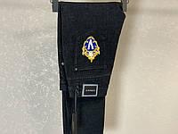 Черные джинсы Versace (Версаче) арт. 91-02, фото 1