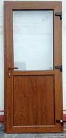 Входные двери ламинация в массе ДУБ 900*2050