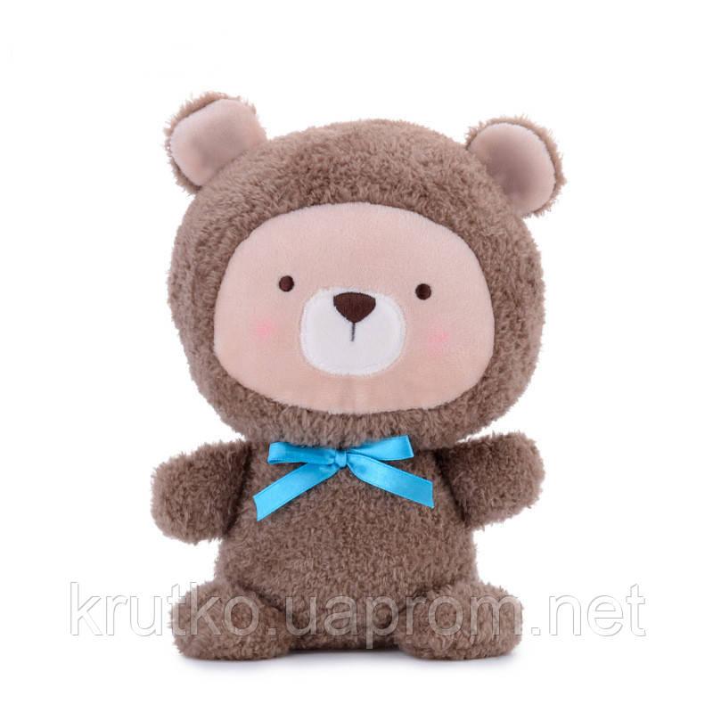 Мягкая игрушка Медвежонок, 22 см Metoys