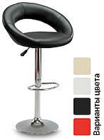 Барный стул Hoker Forza/Faro-ECO регулируемый (барний стілець хокер форза з регулюванням висоти), фото 1