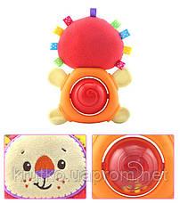 Игрушка - погремушка Лев Happy Monkey, фото 3