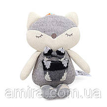 Мягкая игрушка - подвеска Лиса BBSKY, фото 2