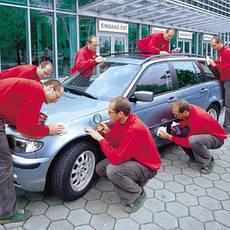 Услуги предпродажной подготовки автомобилей