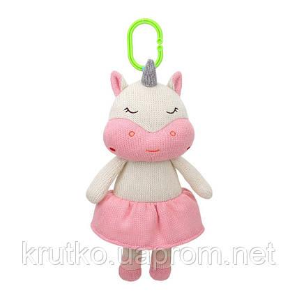 Мягкая игрушка - подвеска Единорог BBSKY, фото 2