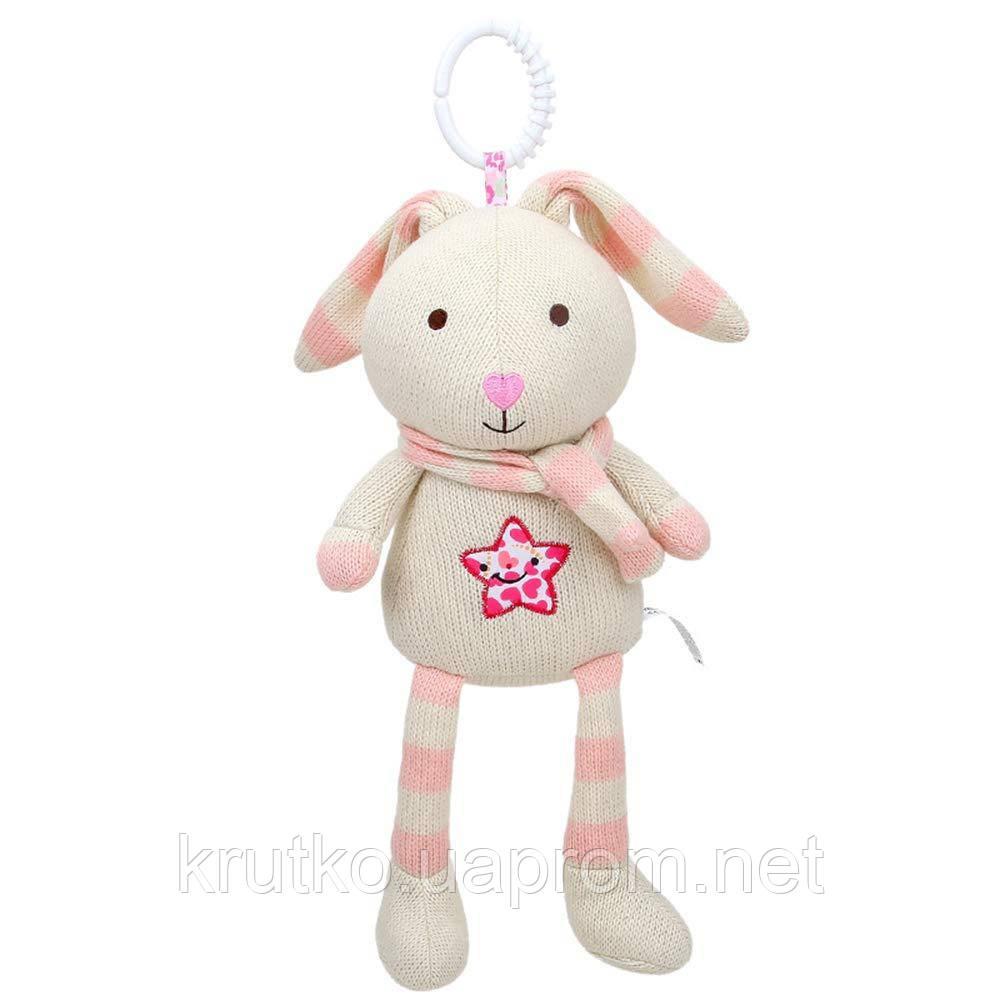 Мягкая игрушка - подвеска Кролик BBSKY
