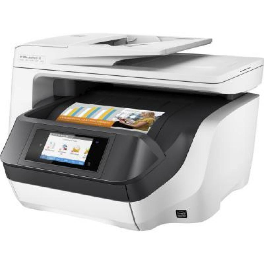 Многофункциональное устройство HP OfficeJet Pro 8730 с Wi-Fi (D9L20A)