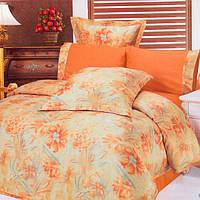 Комплект постельного белья жатка Le Vele SUMA ORANGE