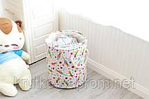 Корзина для игрушек, белья, хранения Зайчики Berni, фото 2
