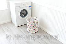 Корзина для игрушек, белья, хранения Зайчики Berni, фото 3