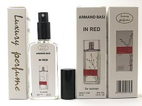 Тестер VIP Luxury Perfume Armand Basi In Red 65 мл