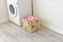 Корзина для игрушек, белья, хранения Совы Berni, фото 3