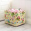 Корзина для игрушек, белья, хранения Совы Berni, фото 2