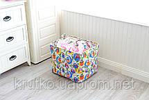 Корзина для игрушек, белья, хранения Совы в лесу Berni, фото 2