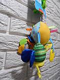 """Подвеска с погремушкой и вибрацией """"Забавный шарик"""" Mioobaby, фото 3"""