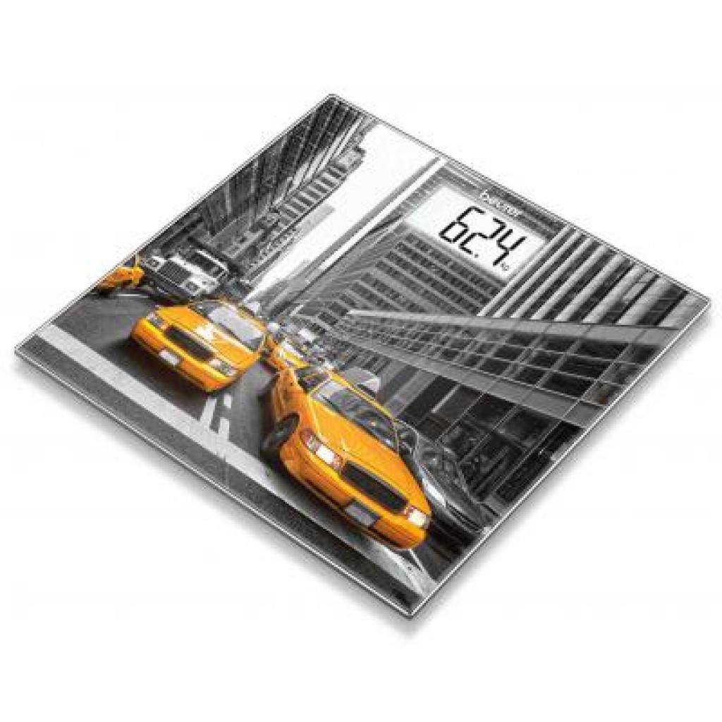 Весы напольные BEURER GS 203 New York (4211125/756.25/3)