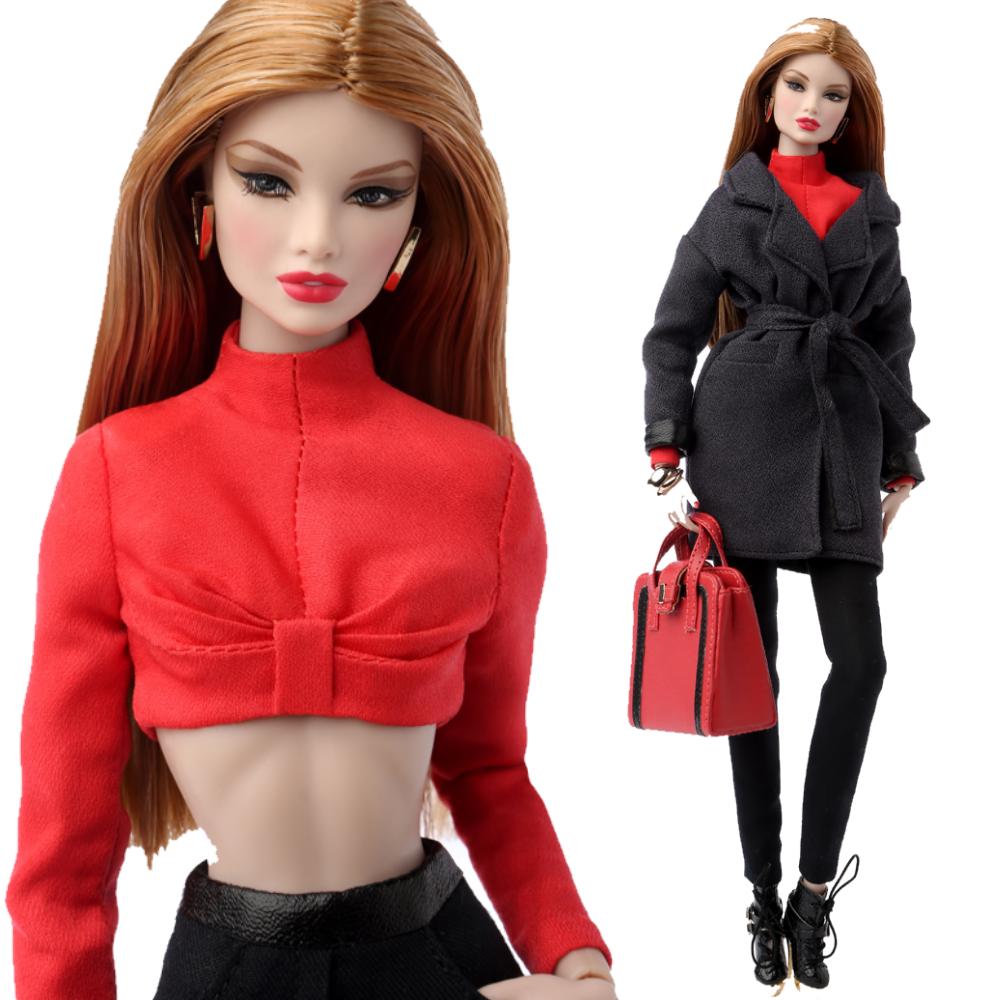Коллекционная кукла Integrity Toys NU Face Voltage Erin S.