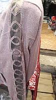 Кофта женская нарядная размер 50-54