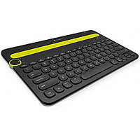 Клавиатура Logitech Bluetooth Multi-Device Keyboard K480 Black (920-006368), фото 1
