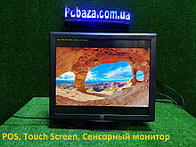 "ELO 1915l 19"" POS \ Touch Screen Monitor\ Сенсорный монитор USB Есть ОПТ!"