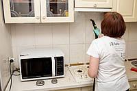Клінінг - прибирання кухні