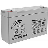Батарея к ИБП Ritar AGM RT6100, 6V-10Ah (RT6100)
