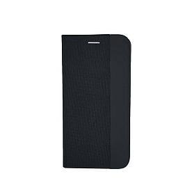 Чехол книжка для Xiaomi Redmi 8A боковой, Gelius Canvas Series, черный