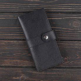 Портмоне 5.0 Fisher Gifts BUSSINES портофино черный (кожа)