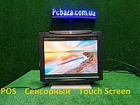 """NCR 15"""" Touchscreen Monitor \ Сенсорный монитор \ USB Есть ОПТ! POS, фото 1"""