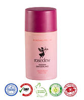 Натуральный швейцарский дезодорант шариковый Роуздью/Rosedew VIVASAN Original 75мл GMP Sertified (WB571916)