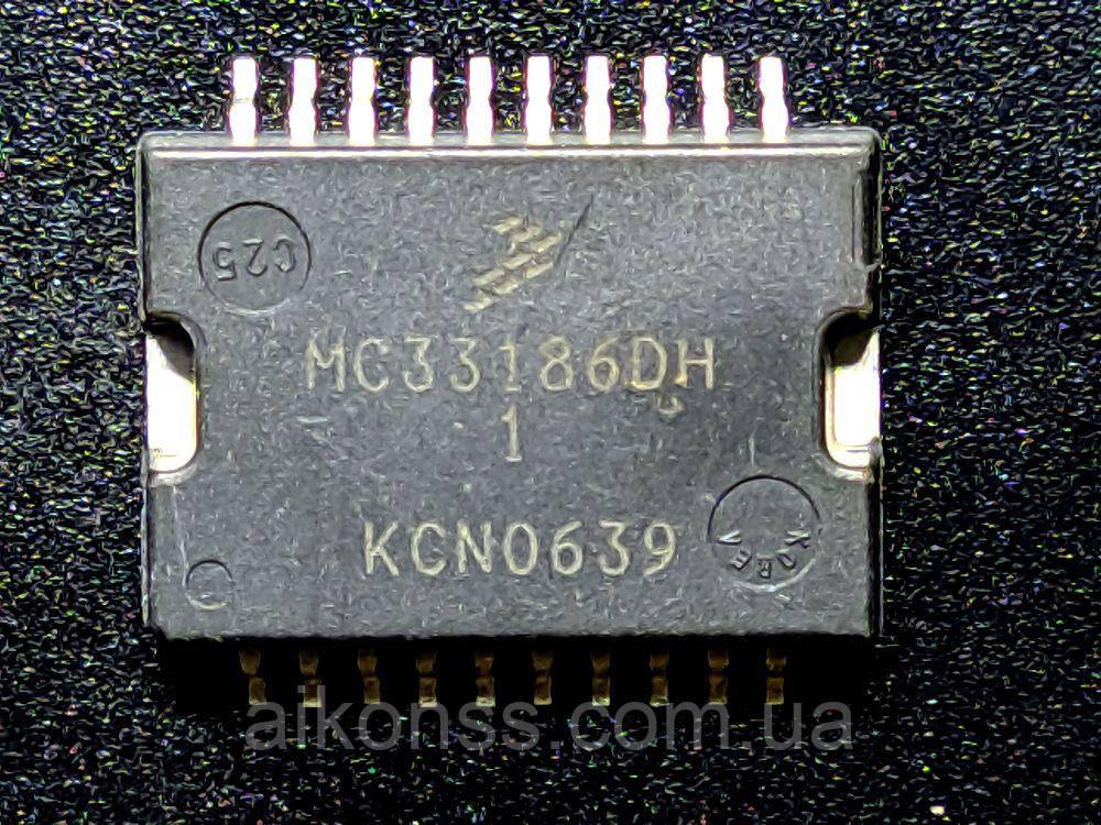 Микросхема MC33186DH