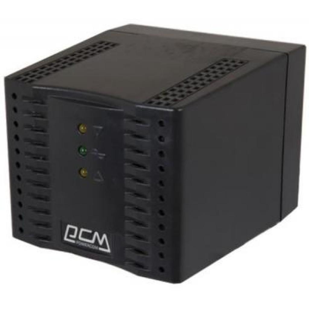 Стабилизатор Powercom TCA-2000 (TCA-2000 black)
