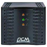 Стабилизатор Powercom TCA-600 black, фото 1