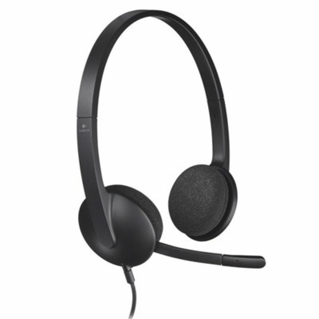 Наушники Logitech H340 USB HEADSET (981-000475)