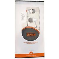 Наушники Ergo ES-900i White (ES-900Wi)